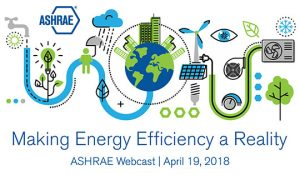 Webémission de l'ASHRAE – Making Energy Efficiency a Reality